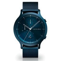 Lilienthal Berlin Uhr Chronograph All Blue – C01-103-B023E