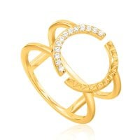 Ania Haie Ring Zirkonia Spike It Up – R025-01G