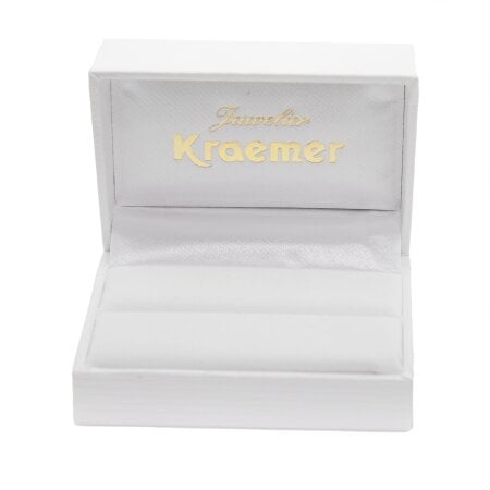 Juwelier Kraemer Trauring Diamant 585/ - Gold – zus. ca. 0,20 ct – 52 mm