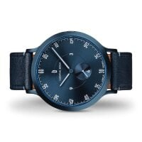 Lilienthal Berlin Uhr L1 All Blue – L01-108-B003E