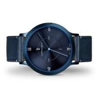 Lilienthal Berlin Uhr Urbania All Blue – L02-106-B003E